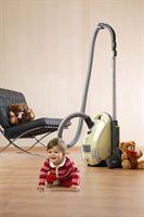 Miele S4 BabyCare: Dammsugaren som gör hygieniskt rent för