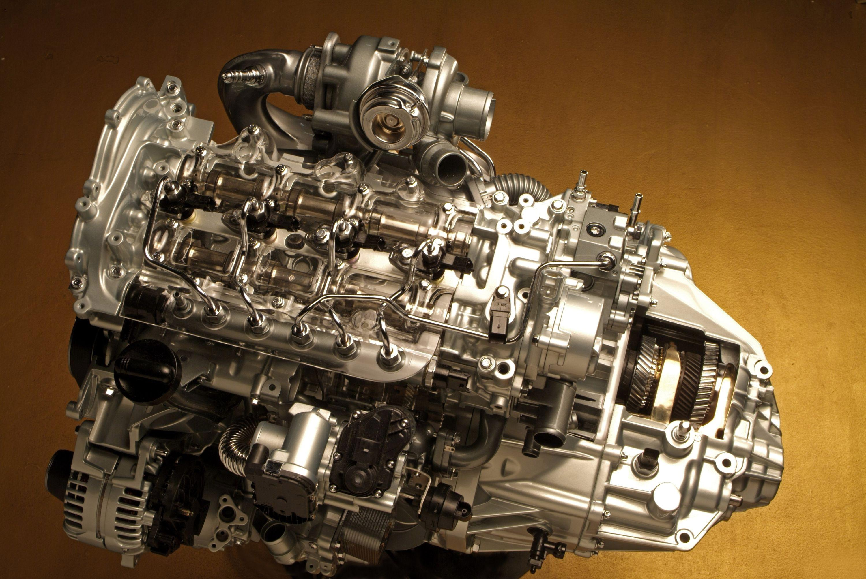 Sähköauton Moottori
