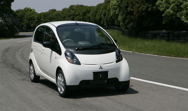 Mitsubishi Electric Car >> Mitsubishi I Miev Sahkoauto Yhteistutkimuksiin