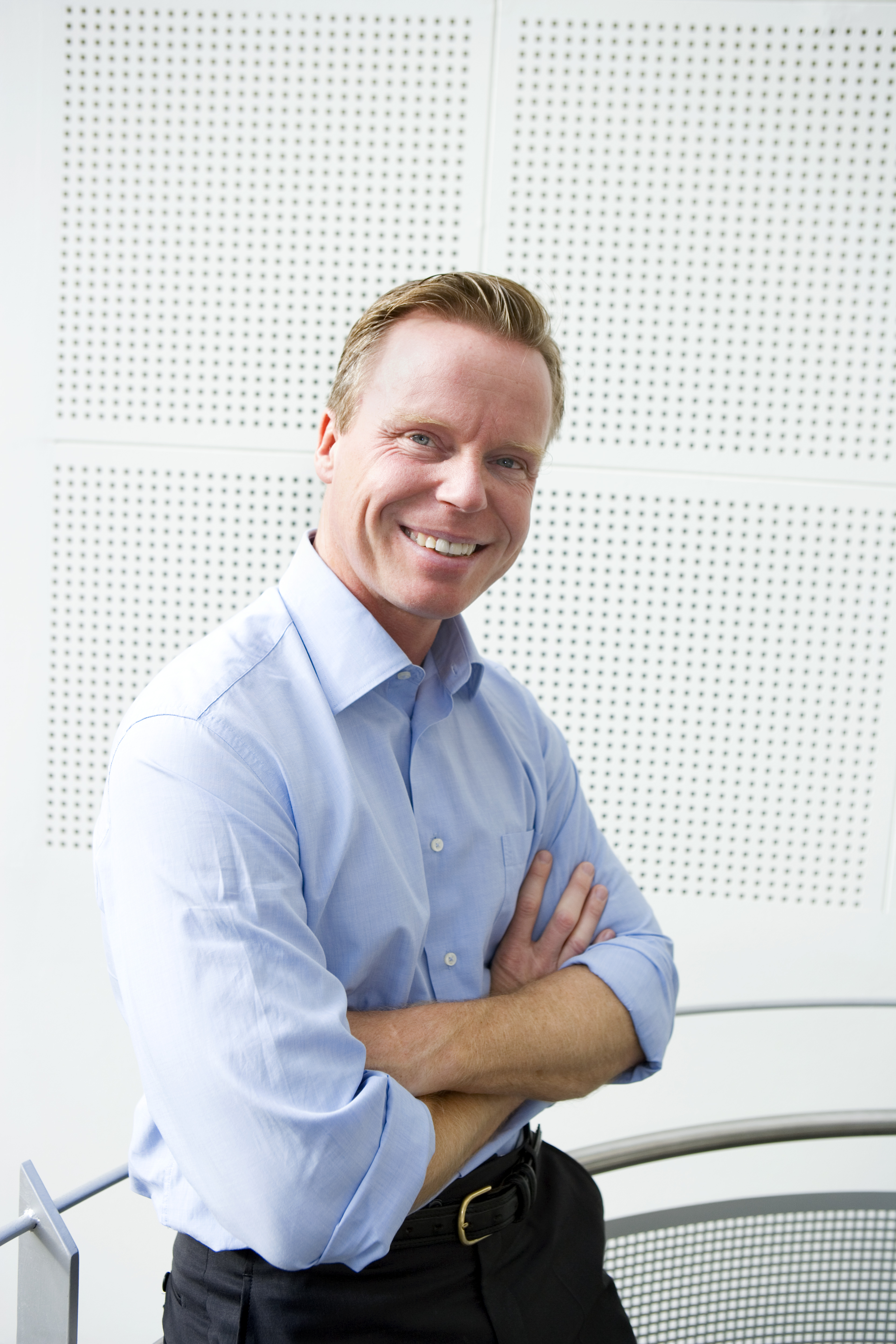 Eiric Pedersen, CEO for Proact in Norway