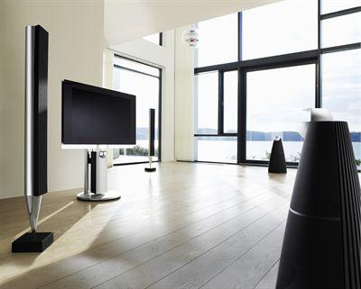 Bang   Olufsen lanserar TV med inbyggd Blu-ray - Bang   Olufsen 27c5e6f84c957