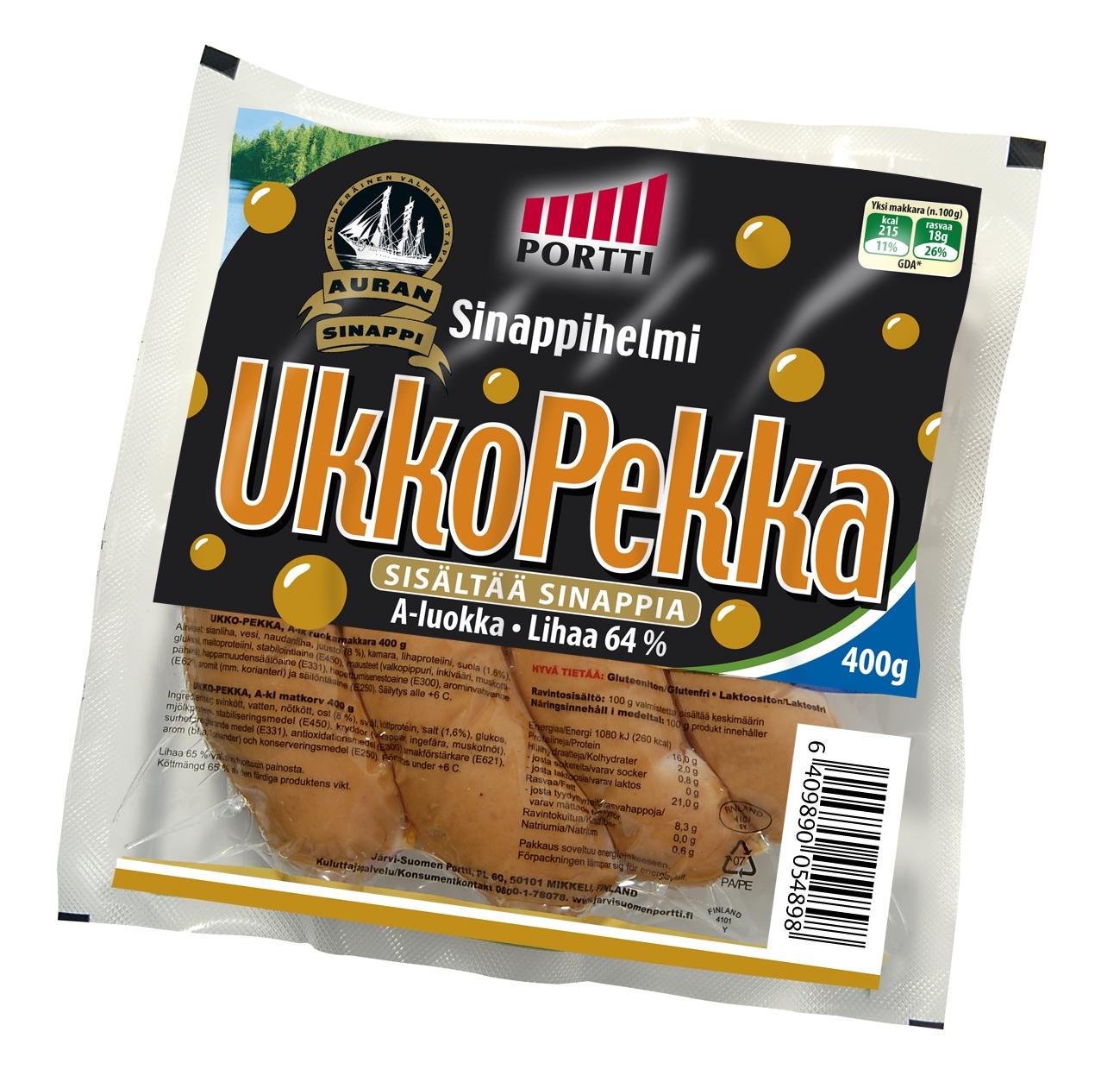 Ukkopekka Makkara