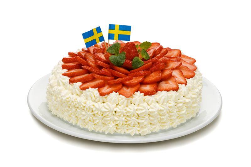 Bildresultat för sveriges nationaldagsbakelse