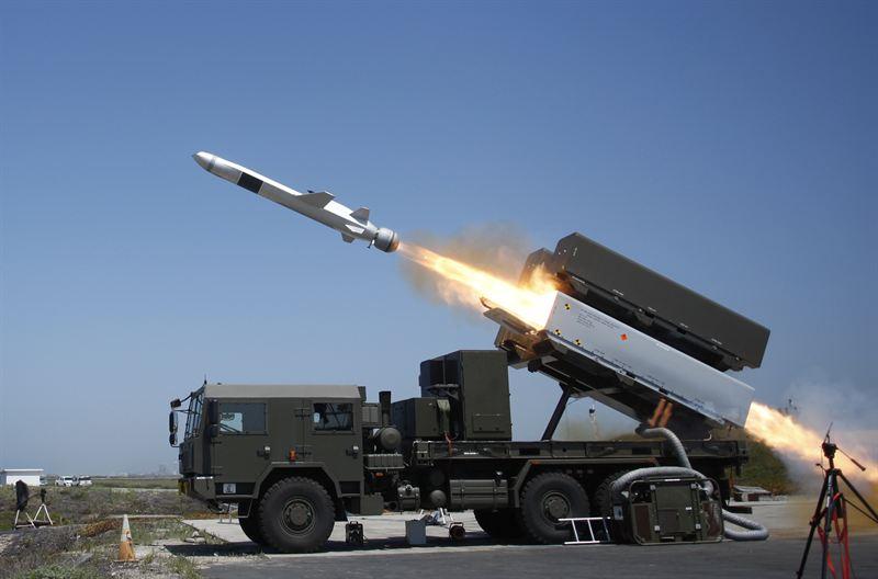 Estados Unidos aprovam  venda de sistemas de Defesa Costeira equipadas com mísseis anti navio Naval Strike Missile (NSM) para a Romênia