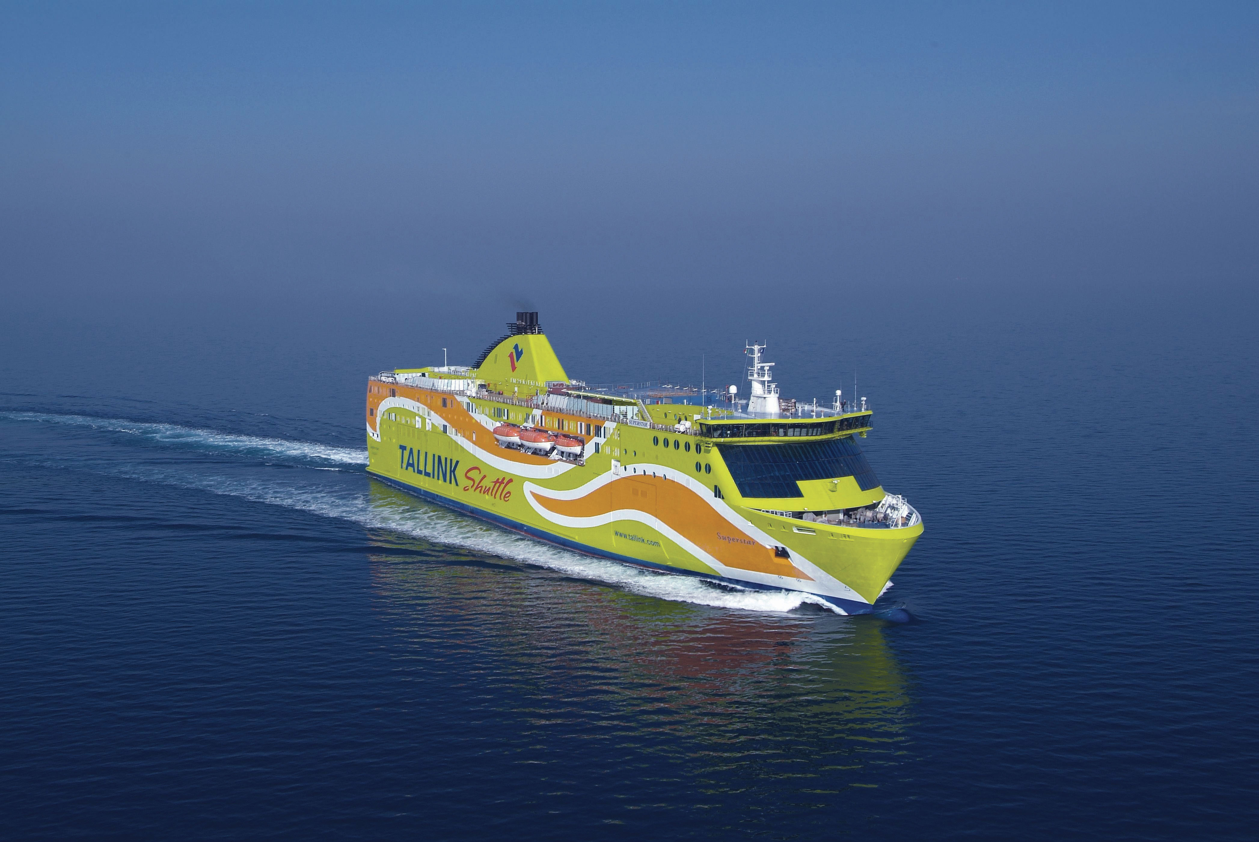 Tallink Silja Oy