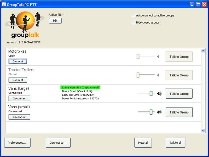 GroupTalk – Push To Talk for PC - Confy AB