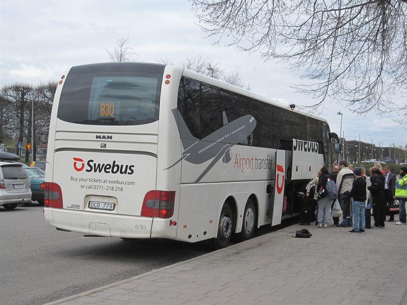 buss linköping arlanda flygplats