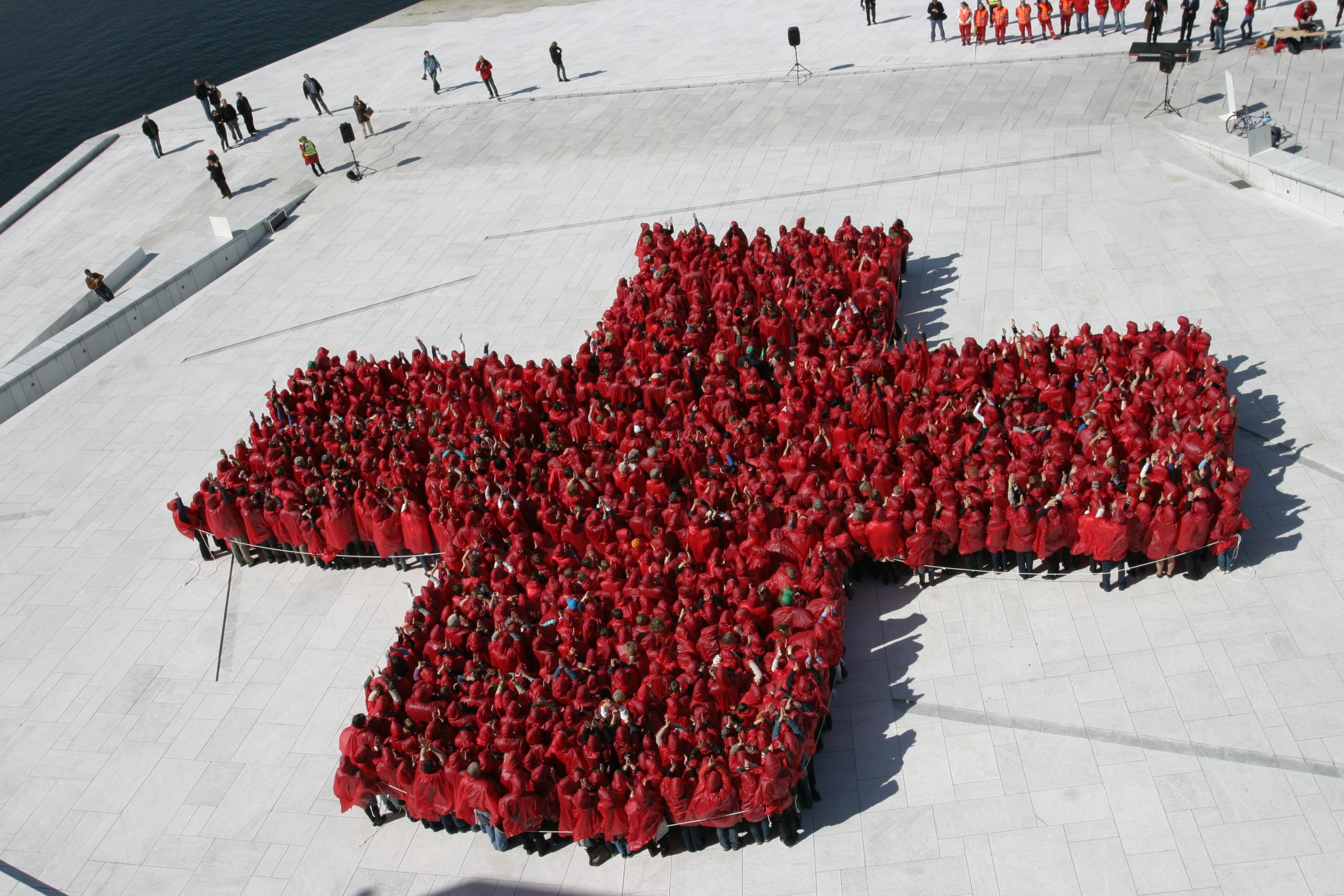 Punainen Risti Vapaaehtoistyö