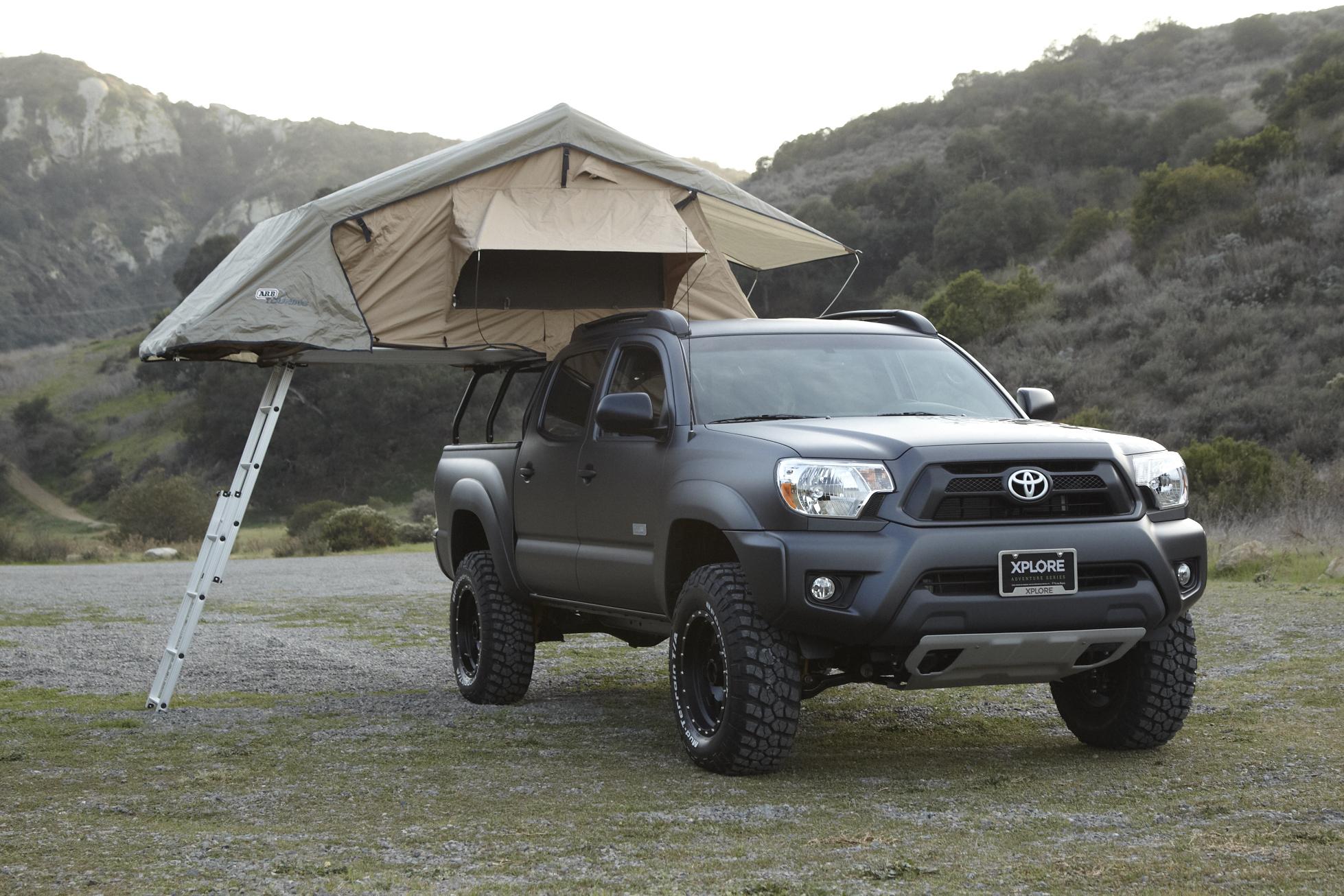 Buy A Toyota >> Tacoma Tent - Kahn Media