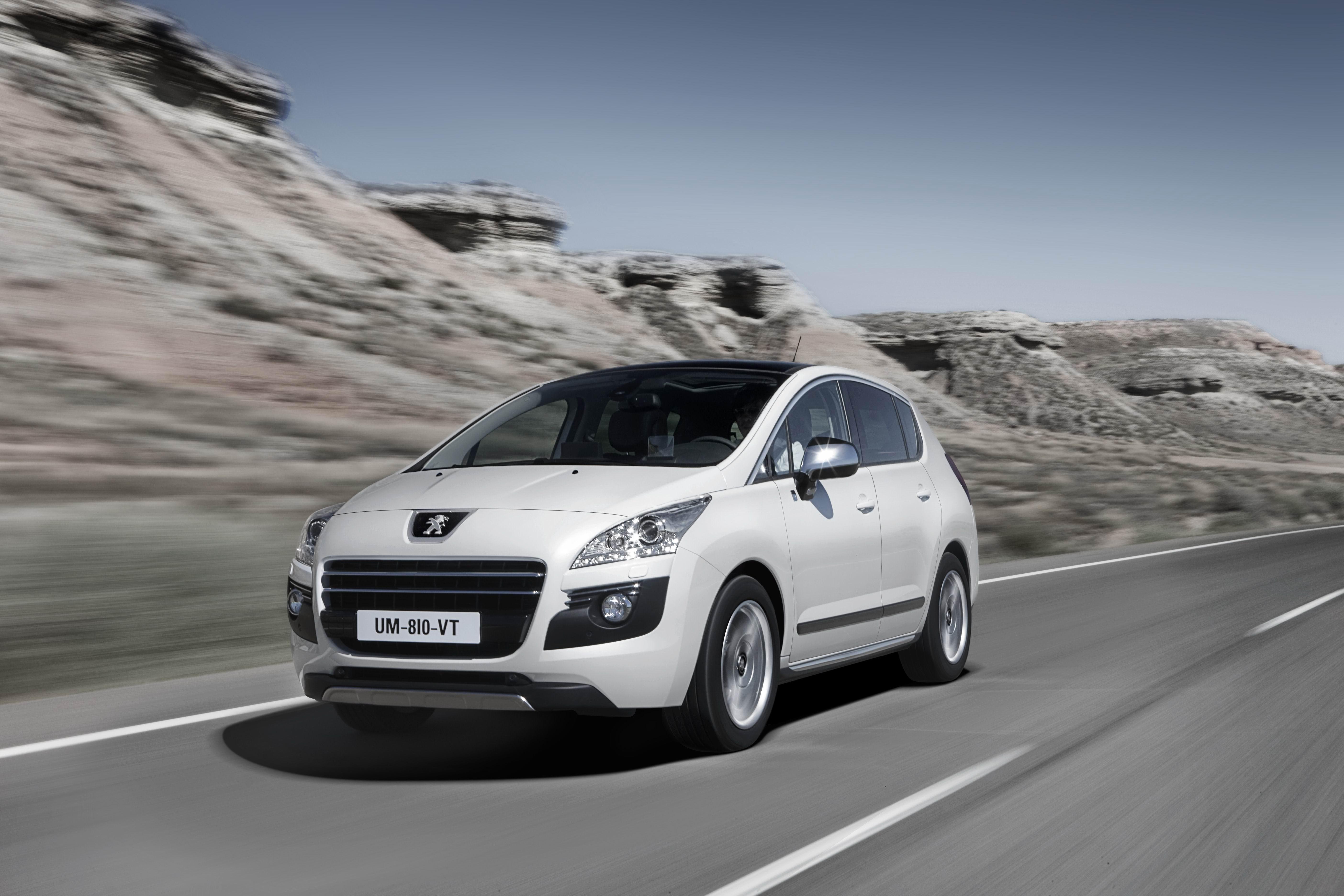 Peugeot 3008 Hybrid >> Peugeot 3008 Hybrid4 Peugeot