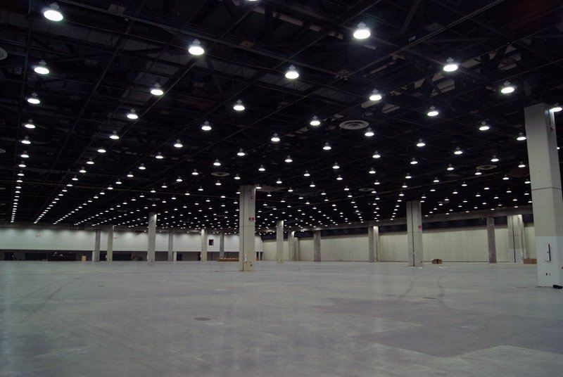 Detroit S Cobo Center Hosted The 2017 North American