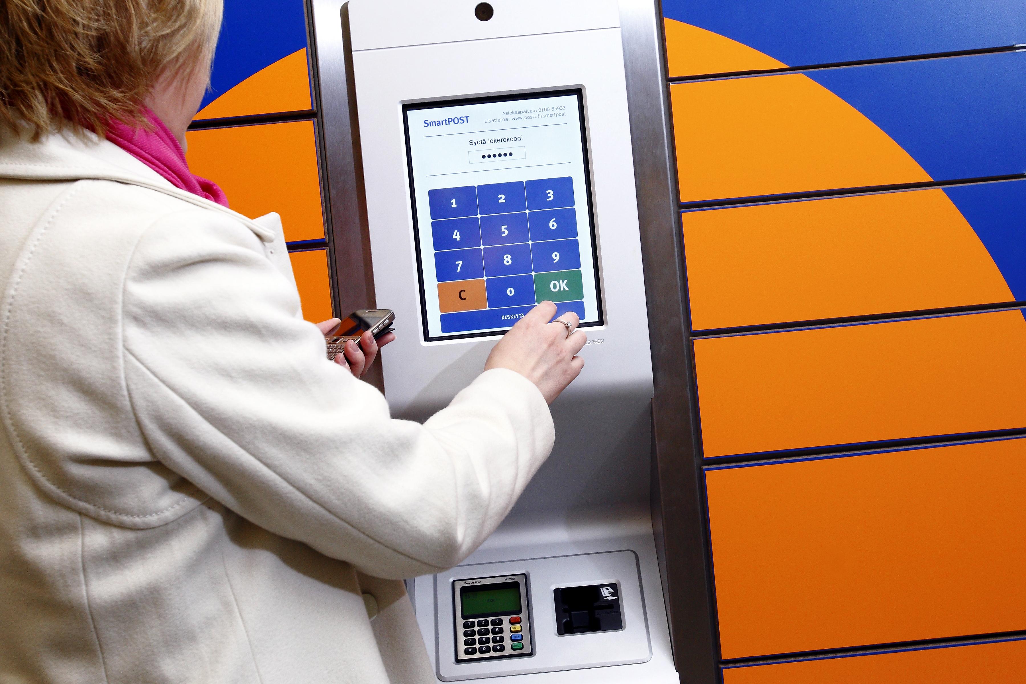 Smartpost Automaatit