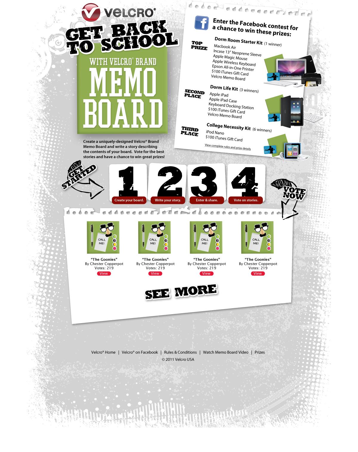 VELCRO® brand fasteners - GY&K on behalf of Velcro USA Inc