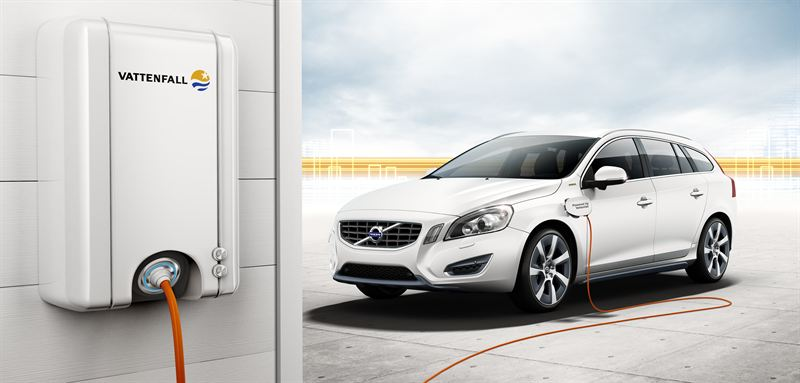 The World S First Diesel Plug In Hybrid The Result Of A Close