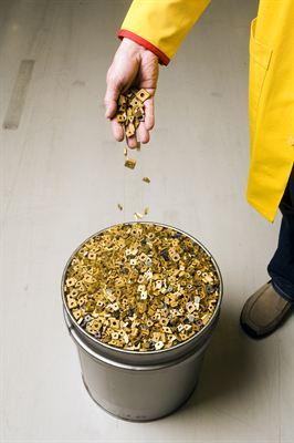 Sandvik Coromant Takes Business Approach to Recycling - Sandvik Coromant