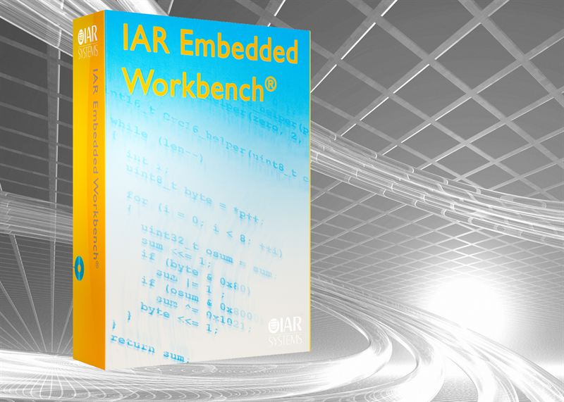 IAR Systems tools improve software performance for STM32 ARM