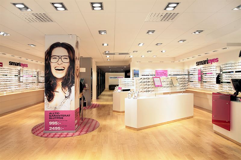 Optikkedjan Smarteyes öppnar butik i Eskilstuna - Smarteyes 135c8302cfaff