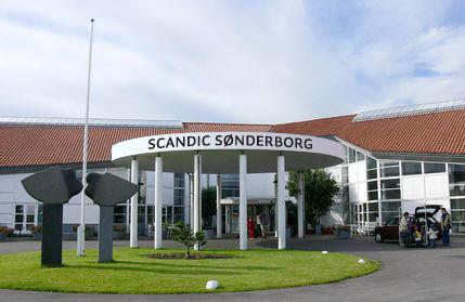 Sonderborg - Fasadretusch