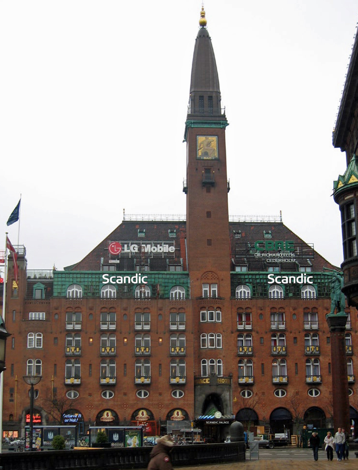 Nytt Scandichotell i hjärtat av Köpenhamn
