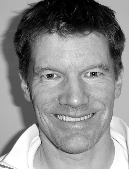 Richard Stone ny försäljningschef/fritid på Scandic