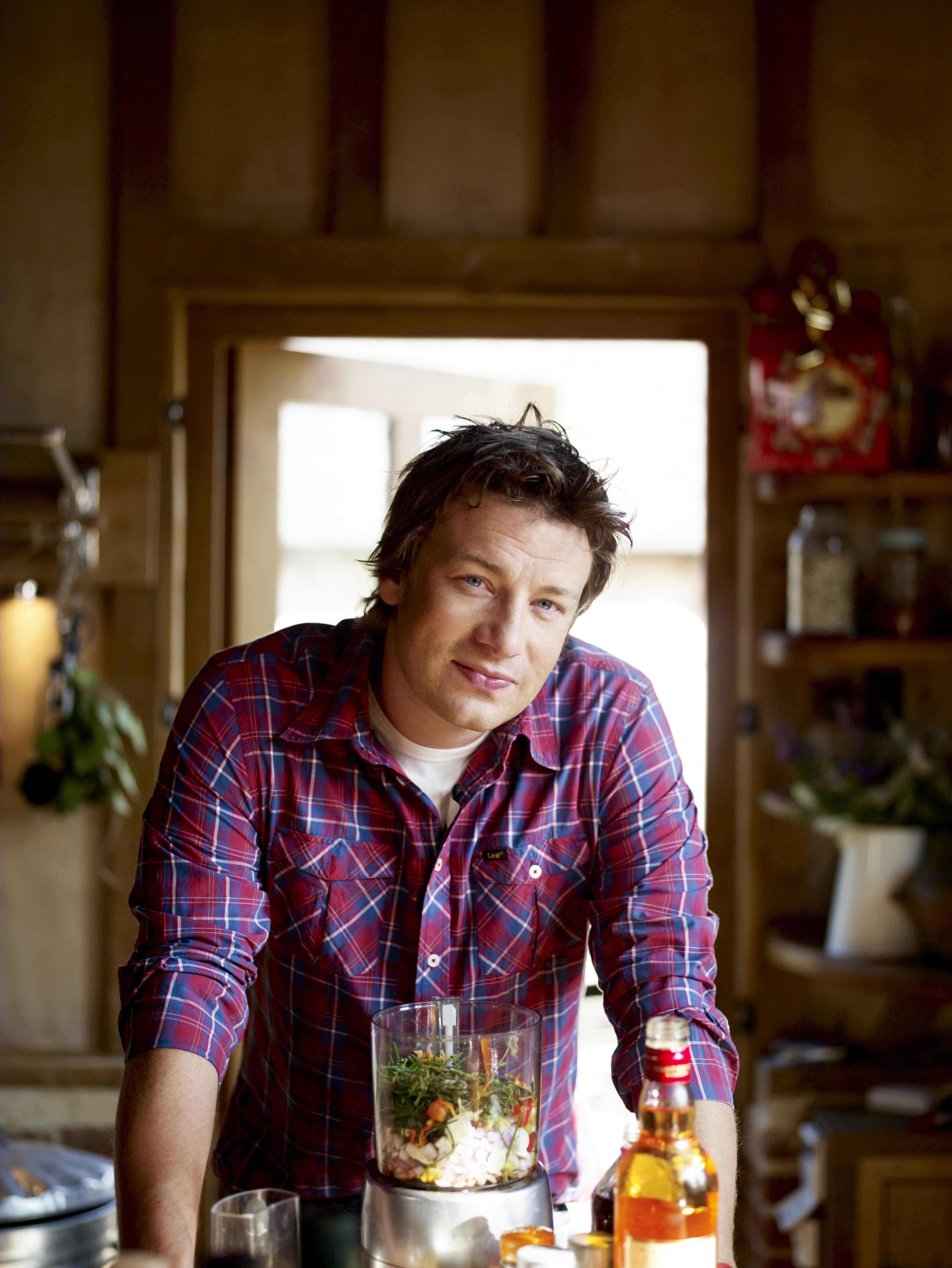 Jamie Oliver om samarbetet med Scandic:
