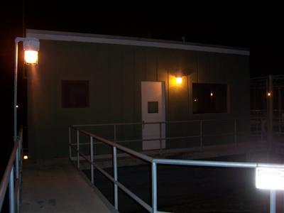 Henkel Site With Hps Lighting The