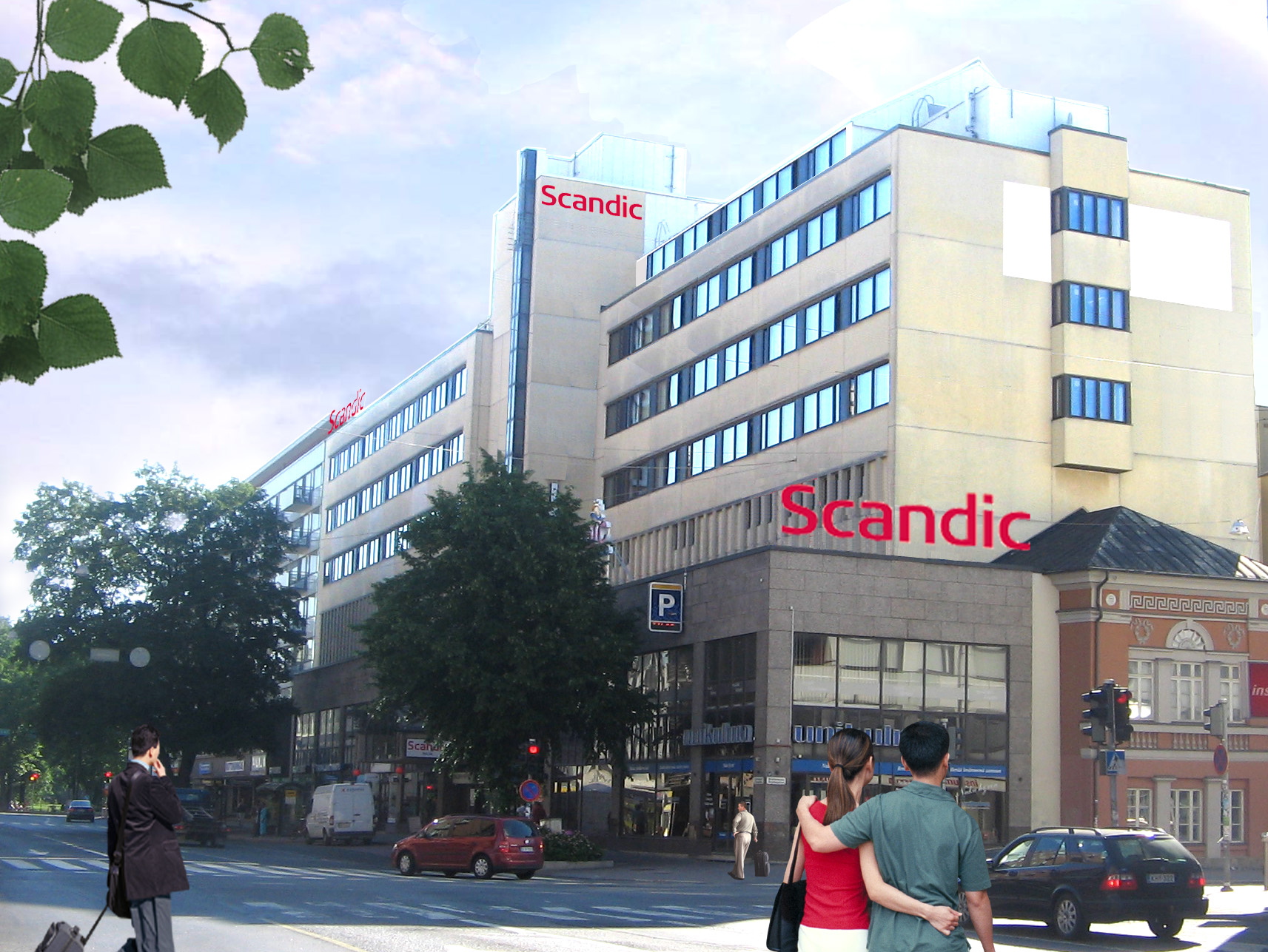 Scandic Julia in Turku, Finland, to be fully renovated