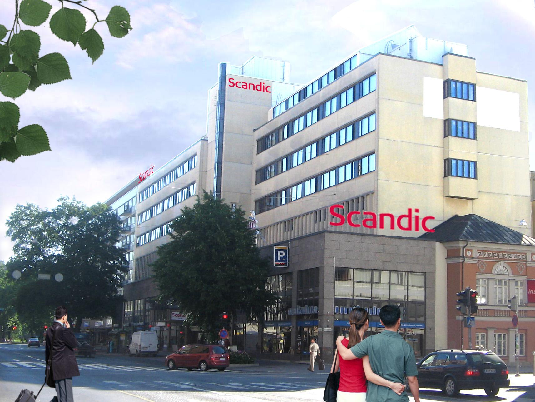 Scandic Julia in Turku, Finland, to be fully renovated