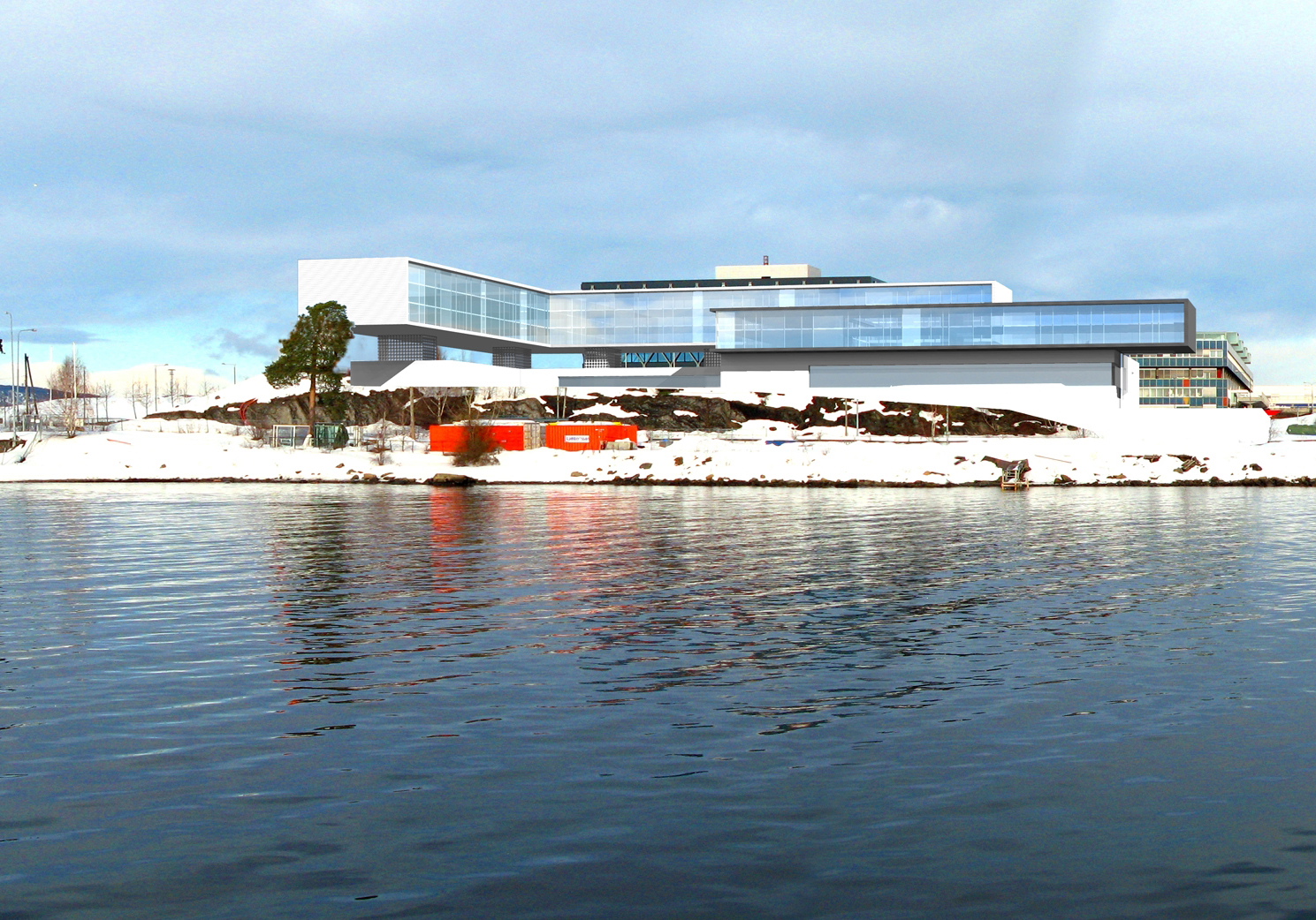Scandic signs up for another hotel in Oslo