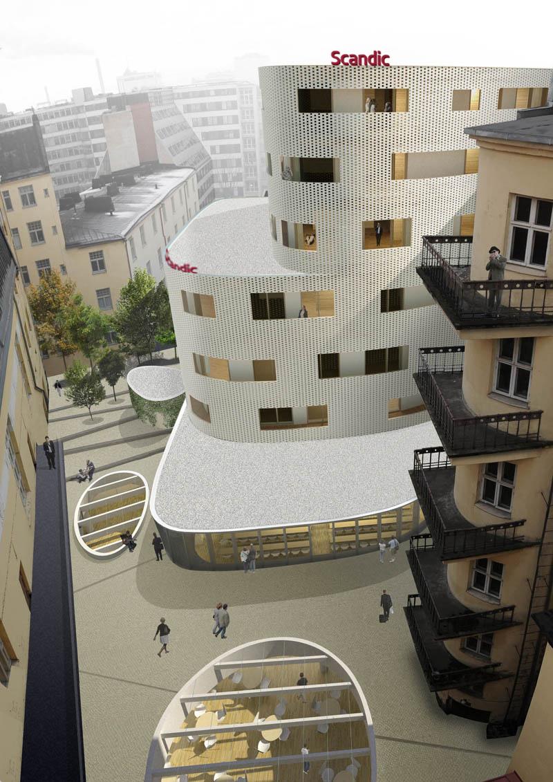 Scandic köper fyra nya hotell i Finland