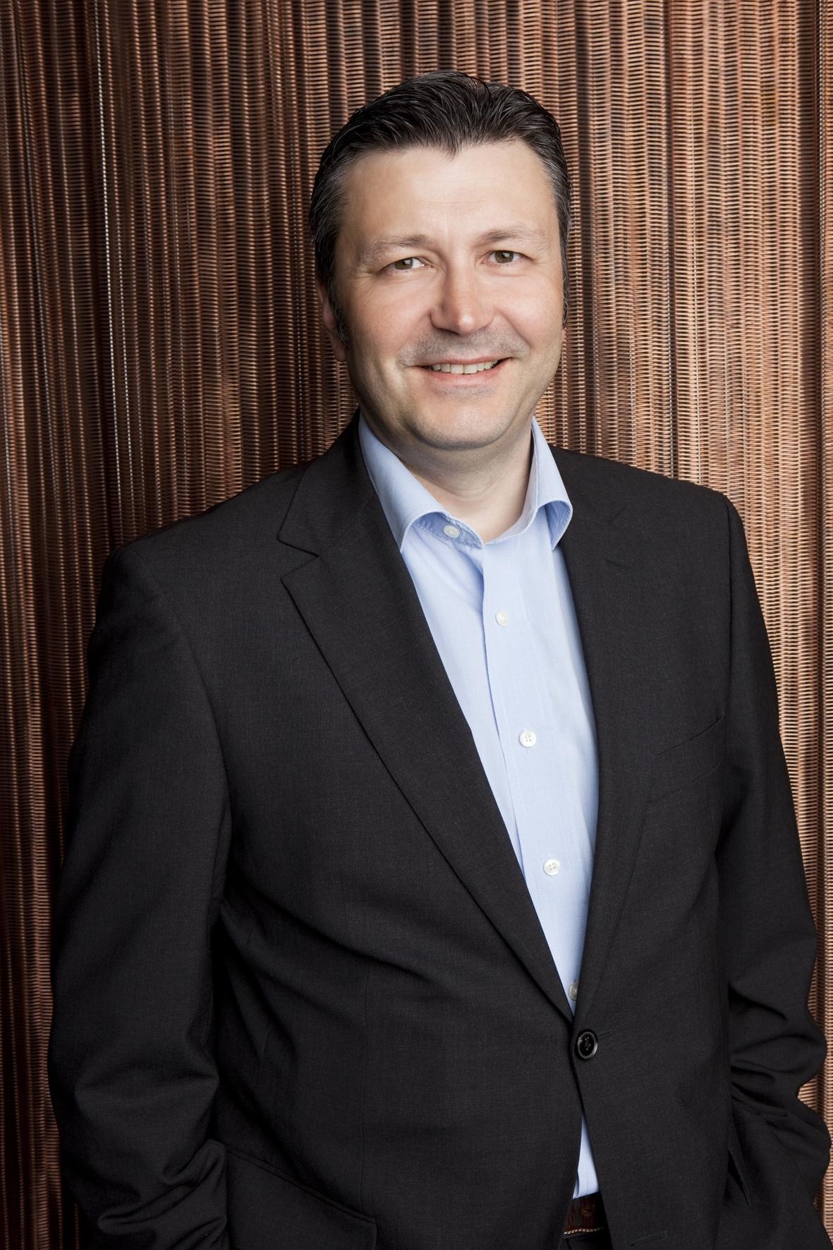 Ny chef för Scandic Norge