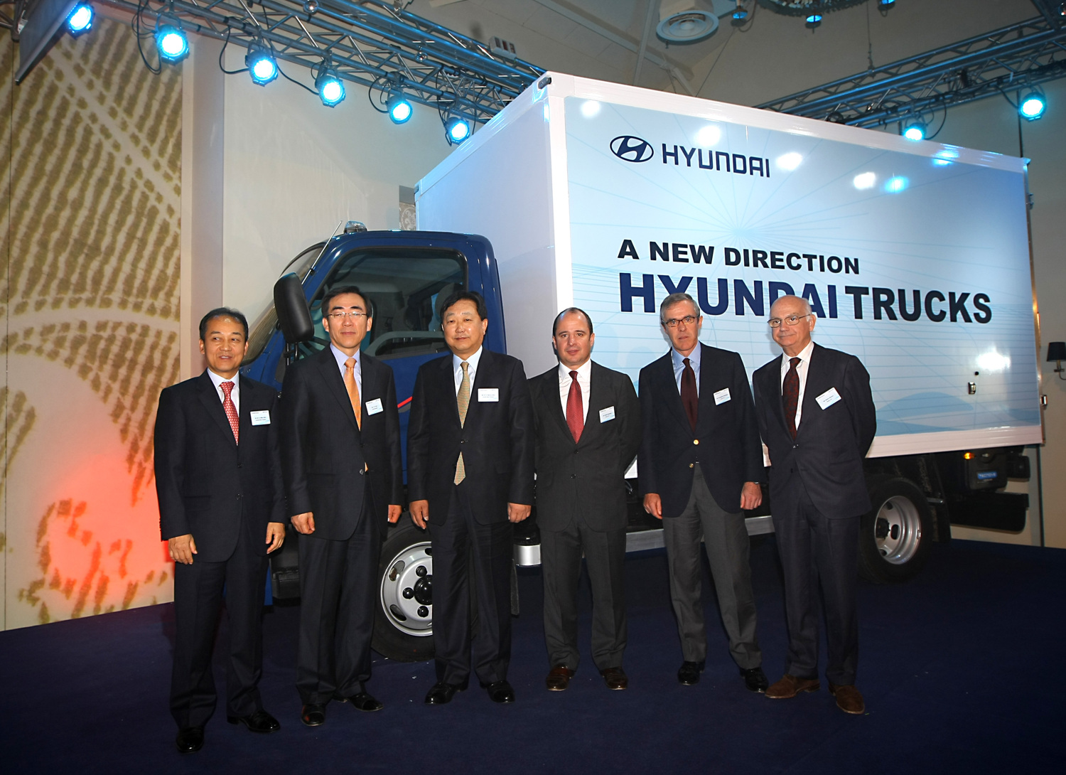 Hyundai Hd65 Mighty And Hd72 Wiring Diagram S Truck Lands In Europe Motor Company