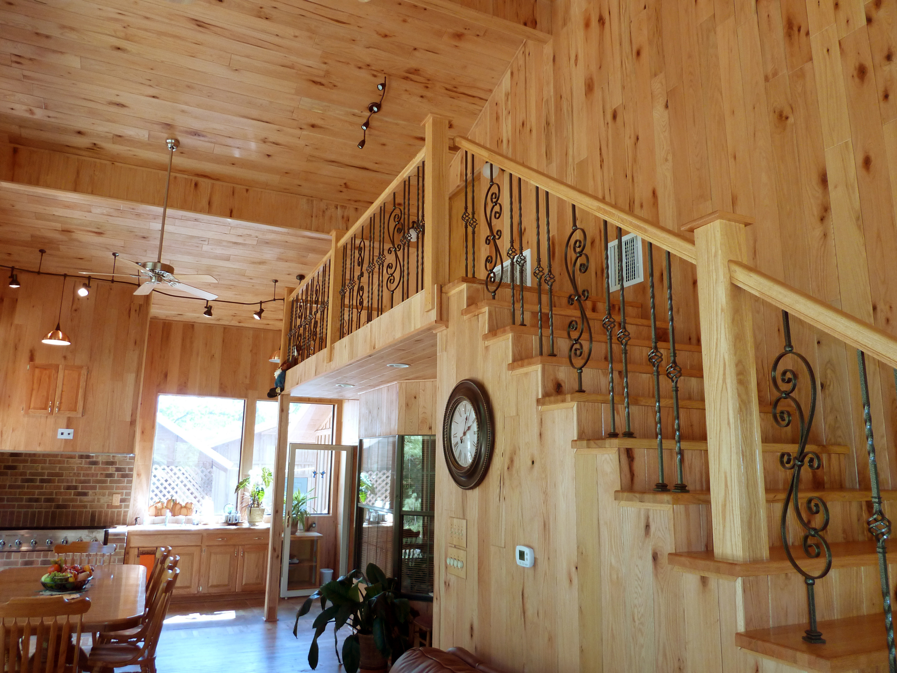 Newport Arkansas Curtner Lumber Company Introduces Ozark Natural Paneling A New Line Of Hardwood Planks For Walls Ceilings And Wainscot That Is Nothing