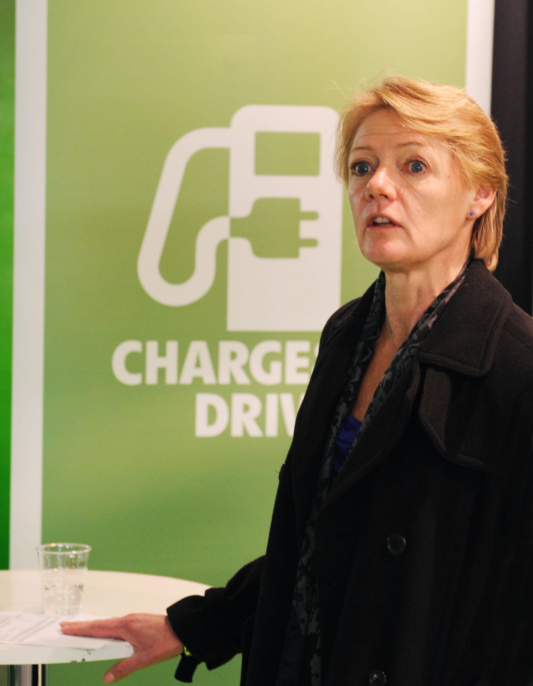 Ulla Hamilton, trafikborgarråd (m), Stockholm stad