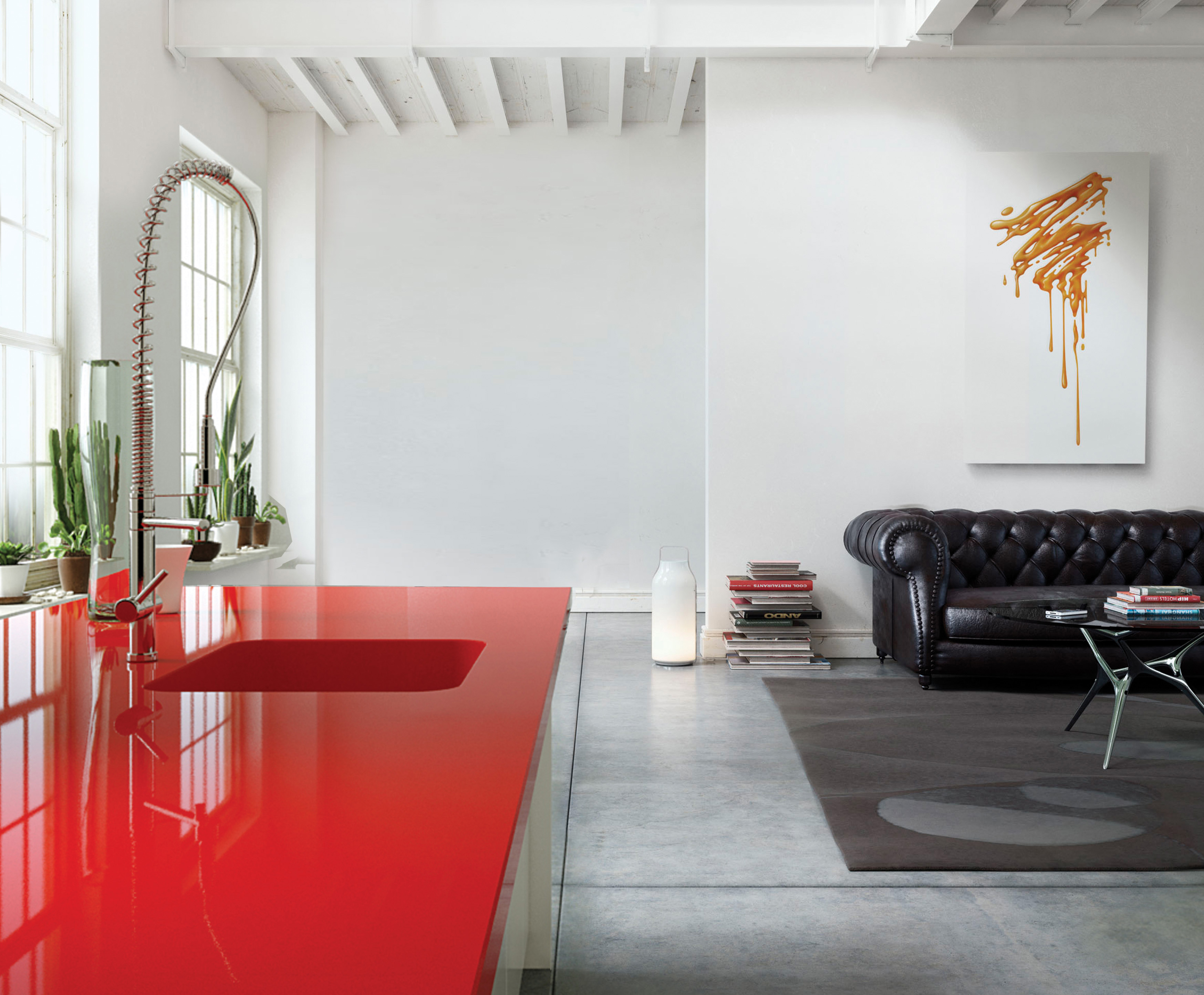 Färgsätt ditt kök med framtidens material   cosentino group