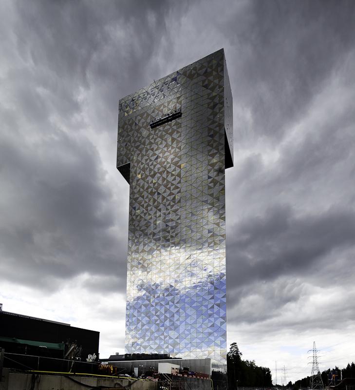 Scandic Victoria Tower exterior