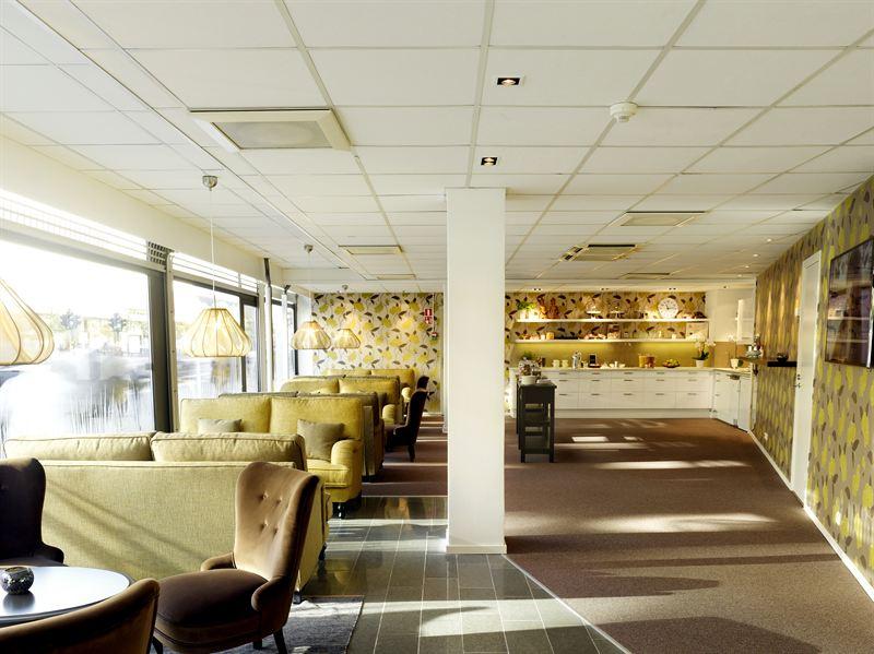 Scandic Continental lounge