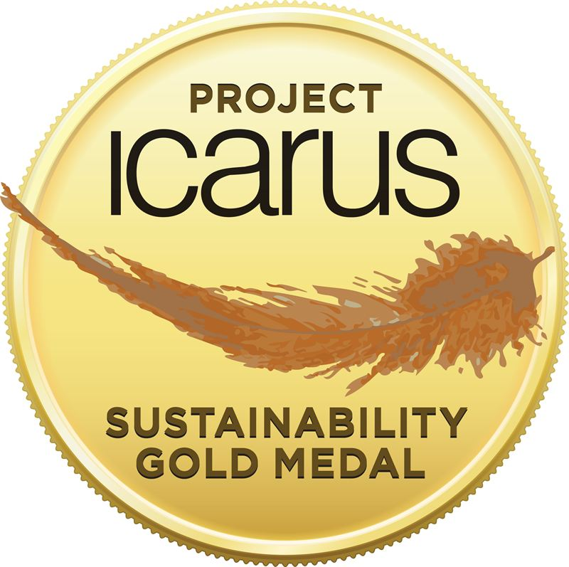 Project Icarus Gold Medal