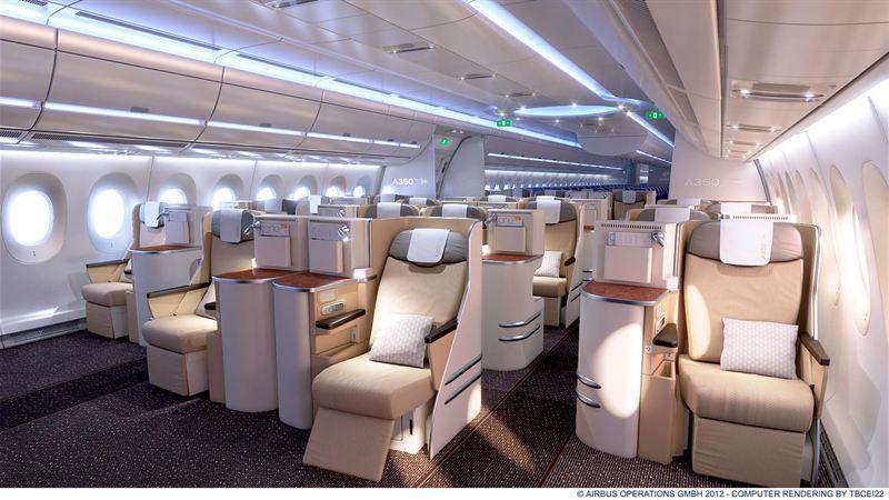 A350 XWB Business Class