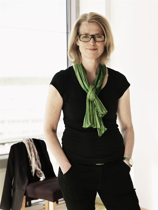 Inger Mattsson Manager Sustainable Business Scandic