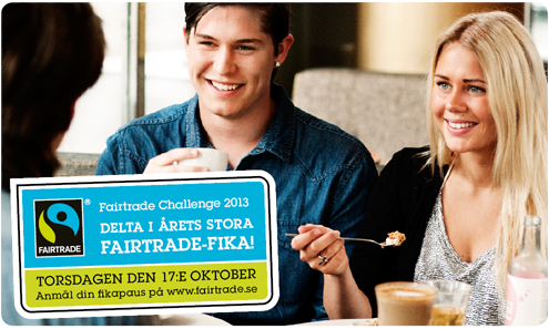 Fairtrade Challenge 2013