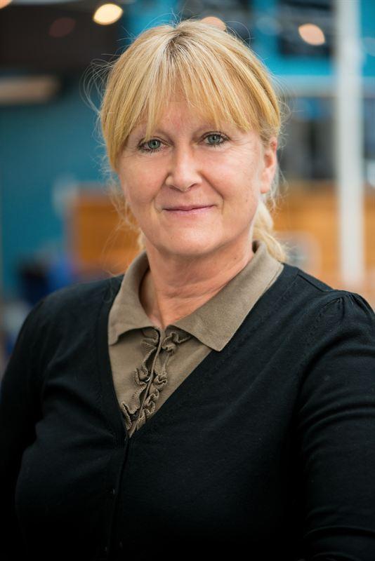 Marketing Department- Susanne Dahlberg- Commercial