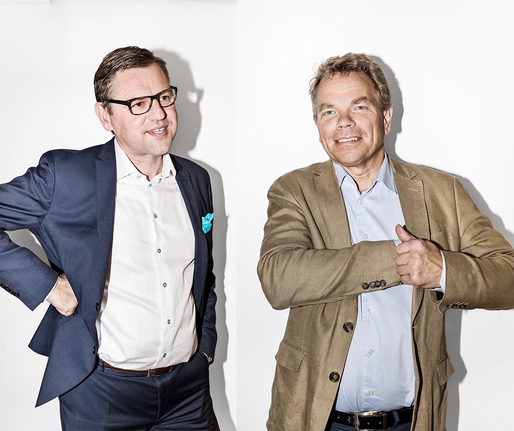 Erik Lemaitre och Stefan Jonsson